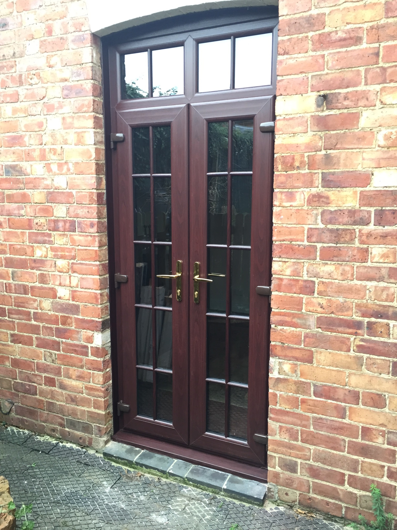 Rosewood French Doors Neil Amos Windows