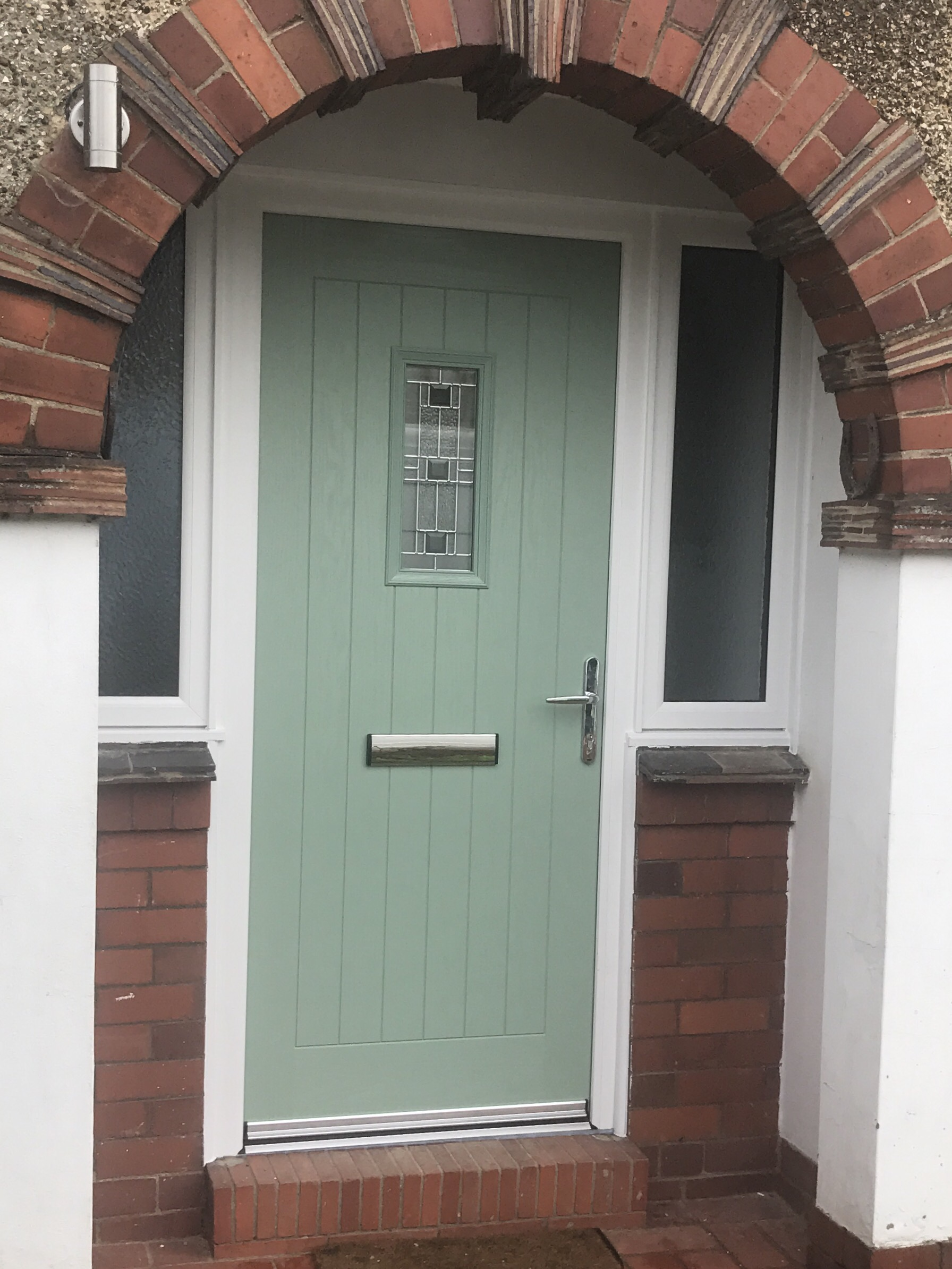 Chartwell Green Composite Door Neil Amos Windows